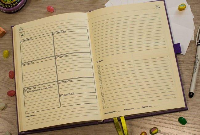 13 способов планировать неделю