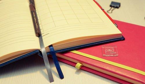 Закладки индивидуального ежедневника