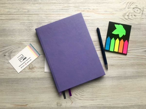 Ежедневник с меню и бюджетом а также путешествиями и планером на месяц
