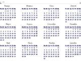 Календарь на 1 год 134