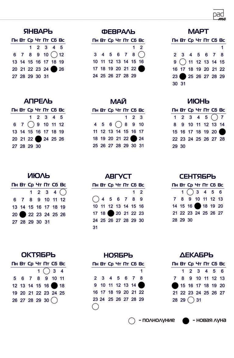 лунный календарь занять деньги