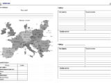 Планирование поездки в Европу с картой 222