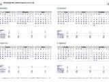 Производственный календарь 115